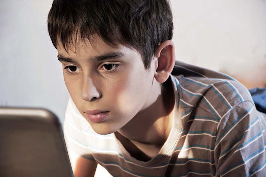 Screen time could damage your vision