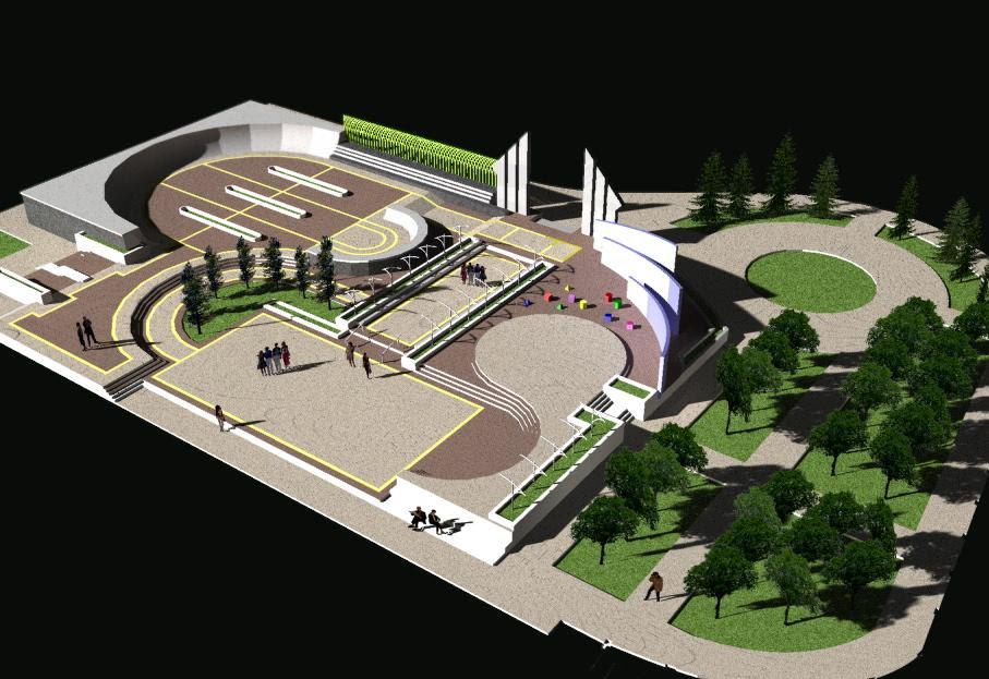 Bupati Ojang Setujui Desain Taman Alun-alun Yang Diusulkan Berbagai  Komunitas - KOTASUBANG.com