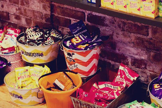 London Candy Company NYC