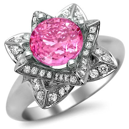 Ring Lotus Flower