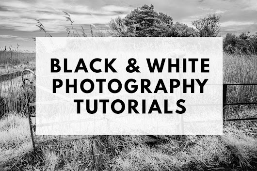 Black and White Photography Tutorials | The Creative Photographer