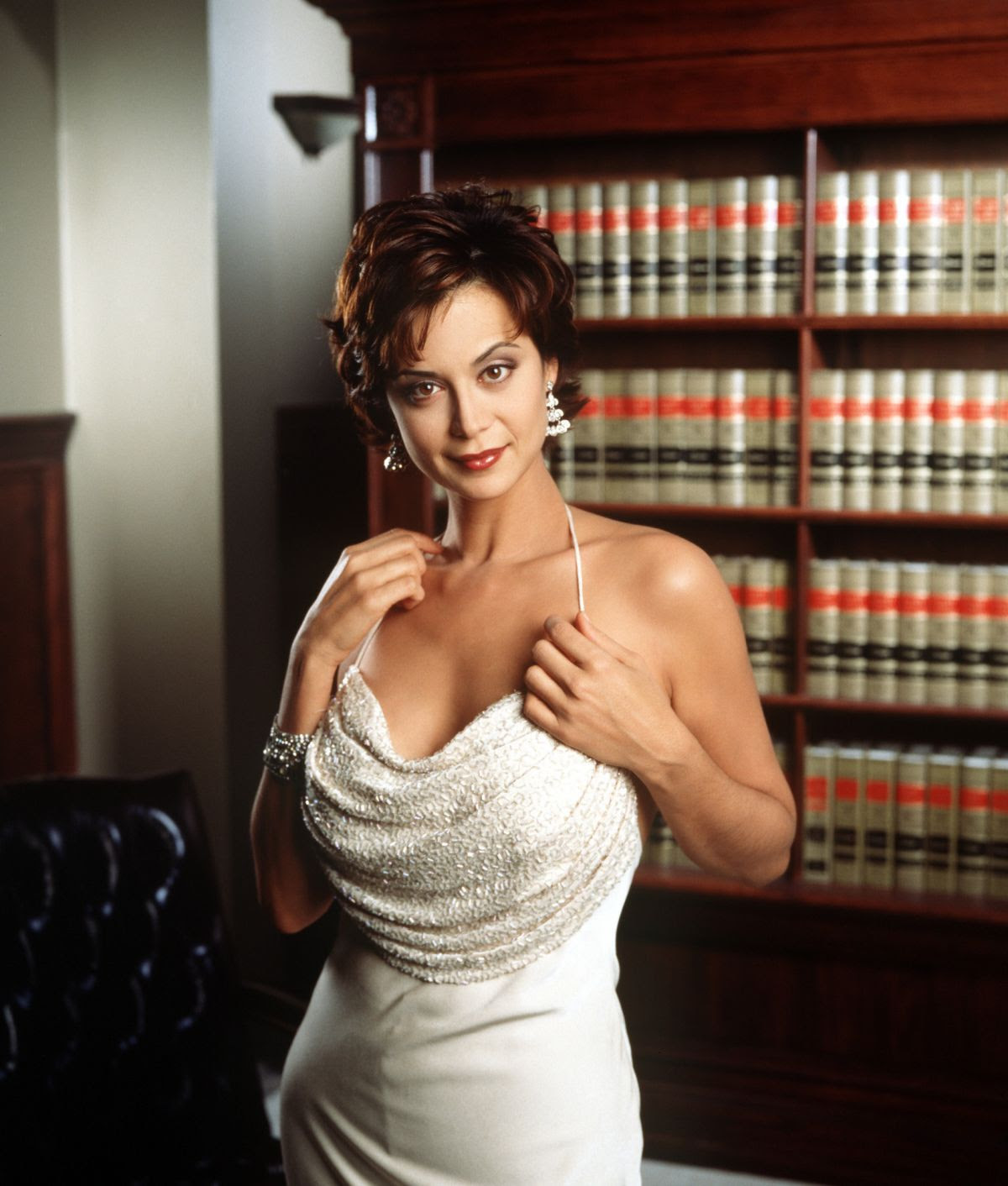 Best ffrom the Past - CATHERINE BELL by Cliff Lipson, 1997