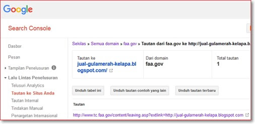backlink redirect gov high page rank