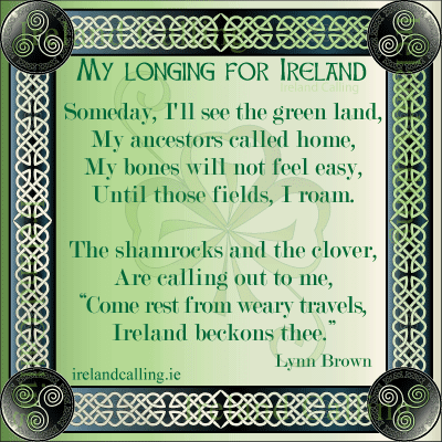 Image result for irish poetry