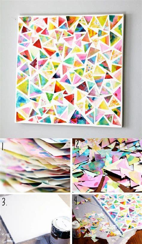 cool home decor wall art ideas    craft