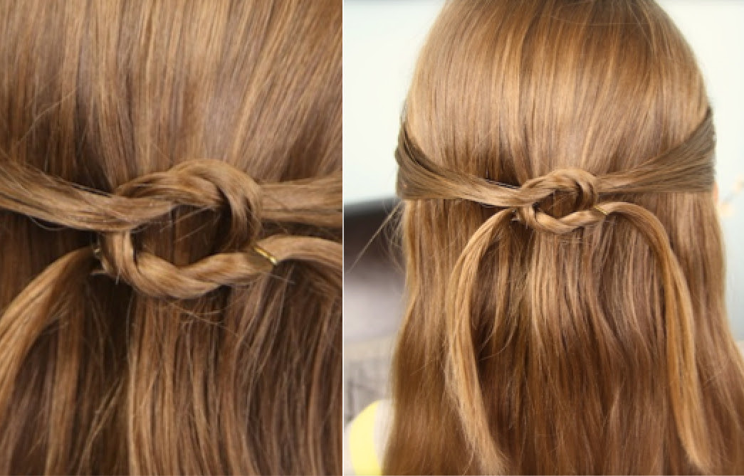 Best Photo of Knot Hairstyle | James Fountain