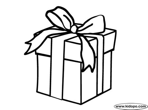 birthday gift drawing  getdrawingscom