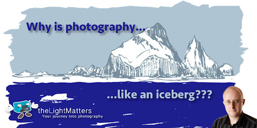 Why Photography is like an Iceberg + Is IceBerg Syndrome killing your biz?