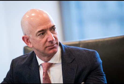 America's Best Data Wrangler, Jeff Bezos, Shares 5 Fascinating Ideas