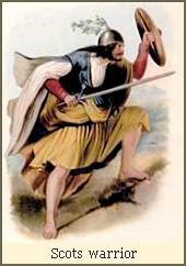 Scots warrior