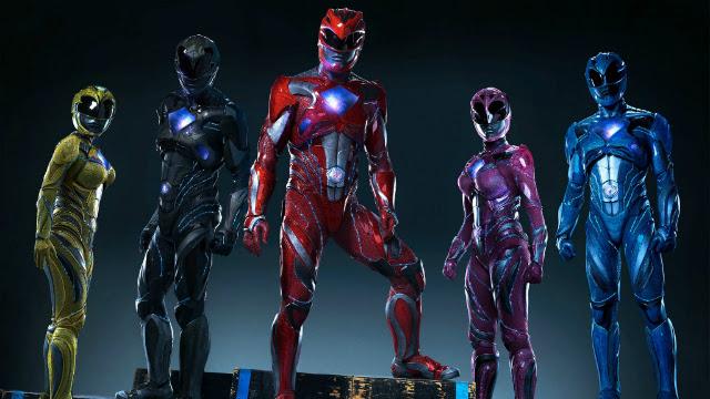 Além dos cinco heróis, a história contará com os famosos Zordon e a vilã Rita Repulsa. Foto: Lionsgate/Divulgação