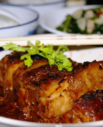 Braised Pork Belly with Yam