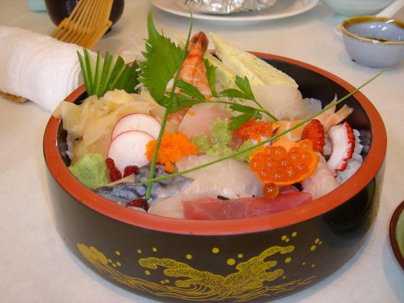 Chirashi - Zushi