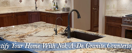 Commercial and Residential Granite | Nik-A-De