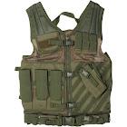 NcStar - Tactical Vest - Green, XL-XXL+