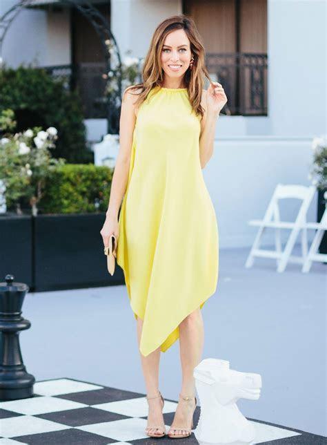 Sydne Summer wears a Rachel Roy dress from Macys   Sydne Style