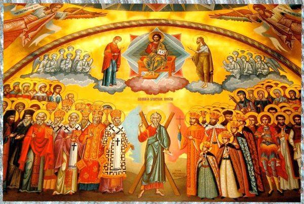 Imagini pentru SFINTII LUI DUMNEZEU IN CER
