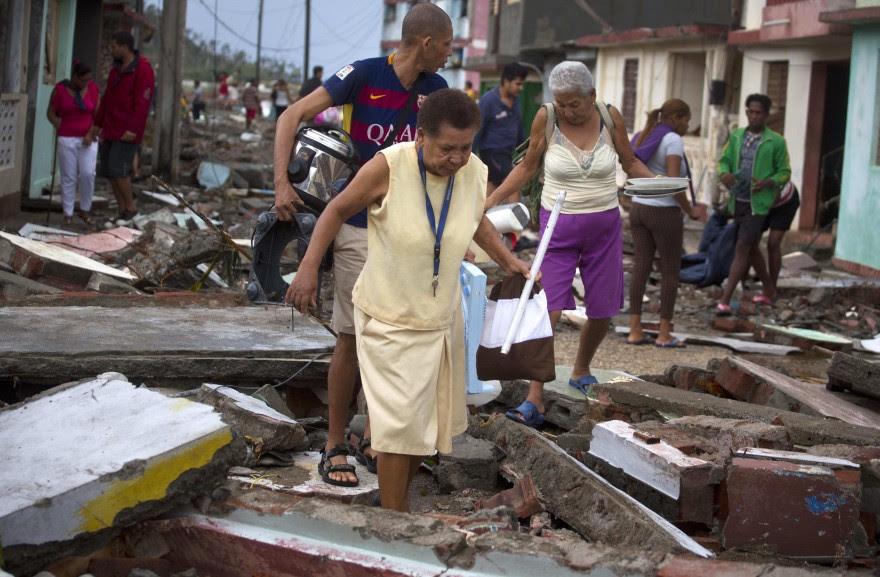 Resultado de imagen de Matthew en Cuba