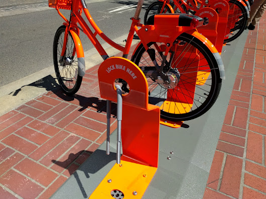 Portland's new Biketown bikeshare proving popular and easy to use