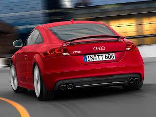 Audi TT-S trasera