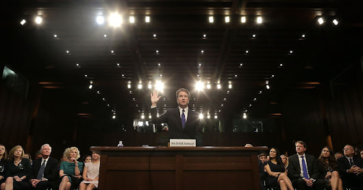 The Right Closes Ranks Behind Kavanaugh
