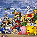 Super Smash Bros. Brawl Flash online game