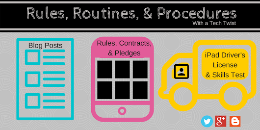 Rules, Routines, & Procedures: iPad Edition by Kelly Smith
