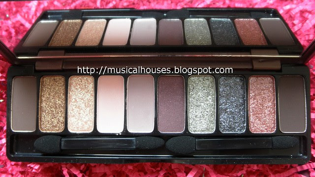 Etude House Play Color Eyes Palettes So Chic Play 2
