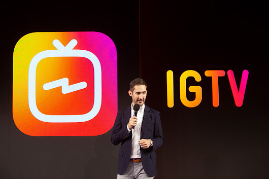 Instagram TV or IGTV is Here and so is 9 x 16 Vertical Video in all its...
