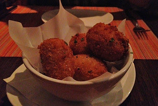 Canela Bistro Bar - Croquetas with Jamon