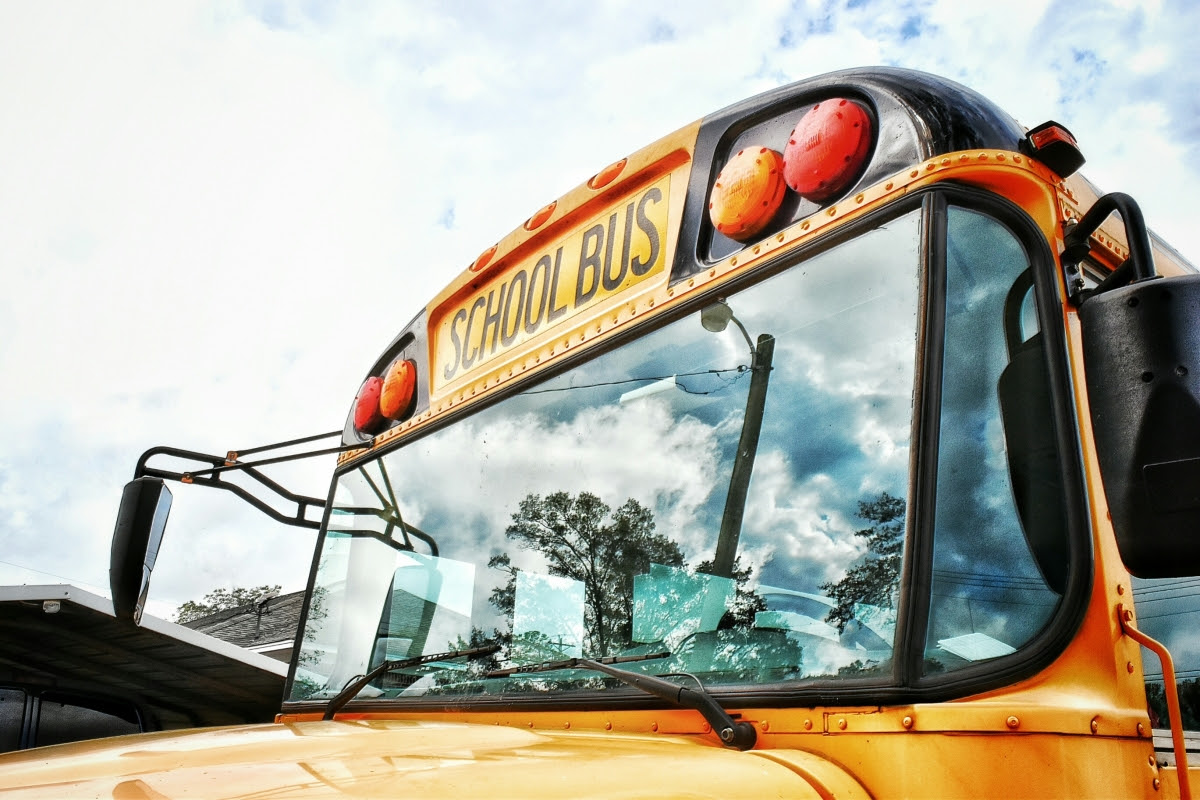 Middletown school bus crash: '16 sixth-graders hurt' as vehicle collides with pick-up truck...