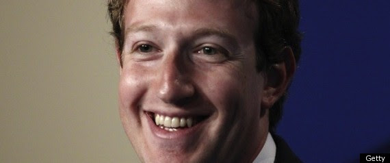 Mark Zuckerberg Facebook Announcement