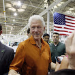 GreenTech marks start of output with visit by President Bill Clinton