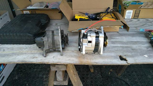 1973 MGB Alternator Upgrade : MGB & GT Forum : MG Experience Forums : The MG Experience