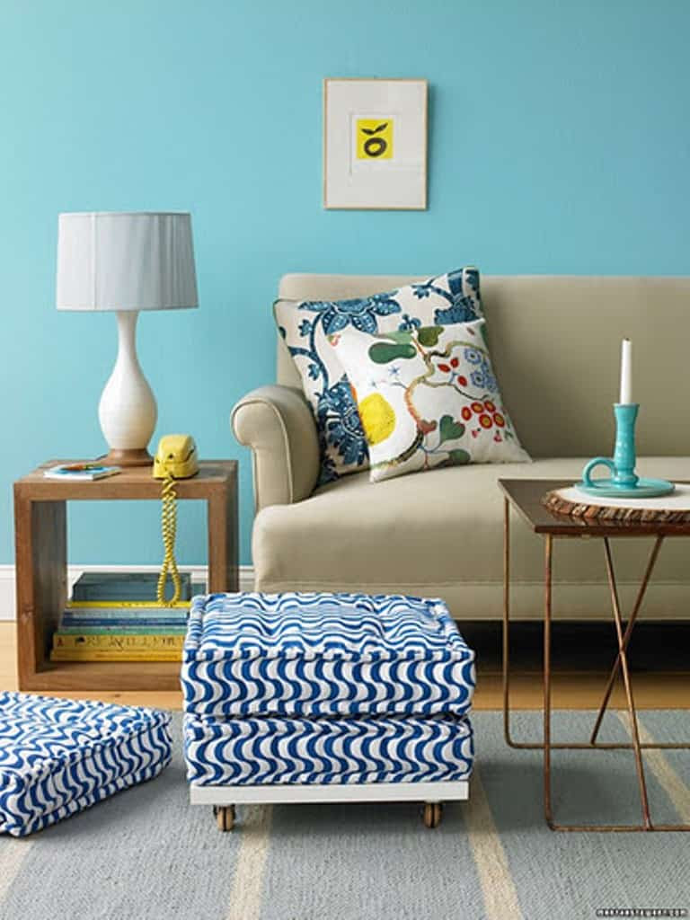 40 Accent Color Combinations To Get Your Home Decor Wheels ...
