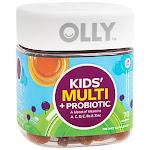 Olly - Kid's Gummy Multivitamin plus Probiotics - Berry (70 Gummies) - Children's Probiotics