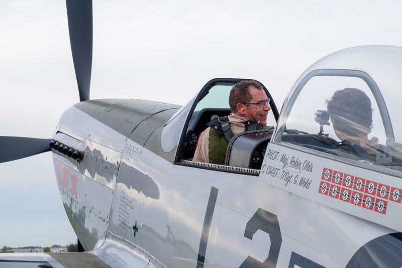 Vintage Dream Factory - P-51/TF-51D Mustang at Kortrijk-Wevelgem