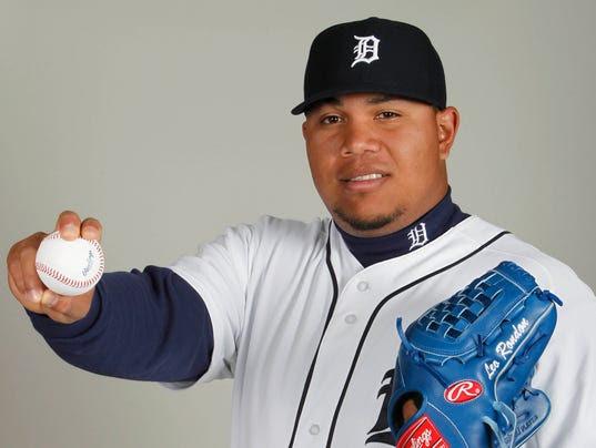 Bruce Rondon, baseball, Detroit Tigers