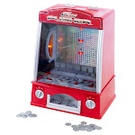 Hey Play 80-TX65214 Coin Pusher Miniature Arcade Game