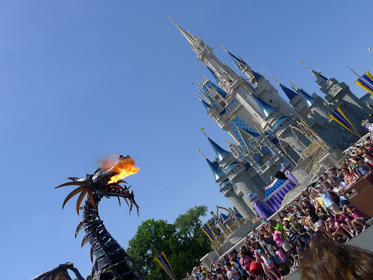 Festival of Fantasy Parade Time Change! - Magical DIStractions