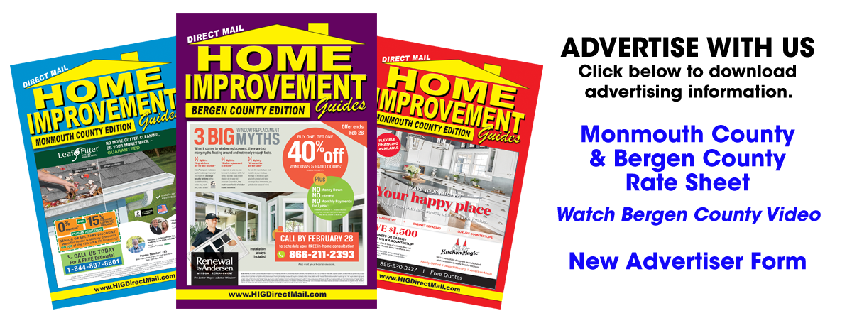 Home Improvement Guide Direct Mail Advertise