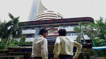 Sensex opens strong in early trade, rupee strengthens against dollar