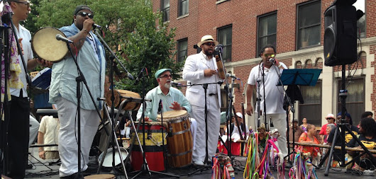 Bomba Returns: Puerto Rican Music in New York City