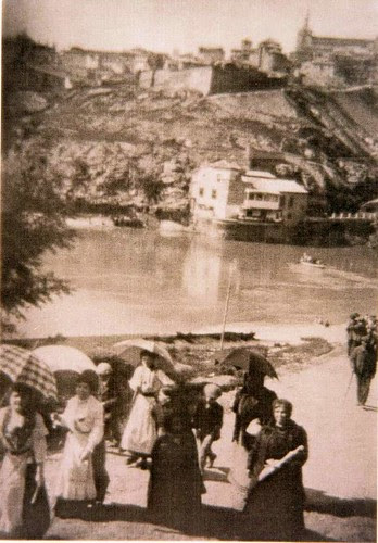 Romería del Valle, Toledo (España). Principios del Siglo XX