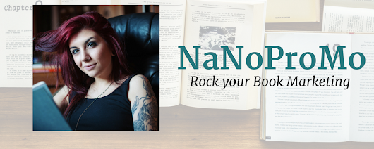 What is #NaNoProMo and How Can It Help YOU Sell More Books? - BadRedhead Media