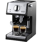 De'Longhi ECP 3420 Espresso Machine - Black