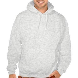 Mens Ash Hooded Sweatshirt - Customize it