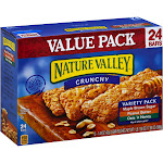 Nature Valley Crunchy Granola Bars Variety Pack - 12 pack, 1.5 oz pouches