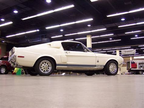 ford mustang shelby gt fastback tribute