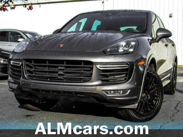Pre Owned 2017 Porsche Cayenne Gts With Navigation Awd